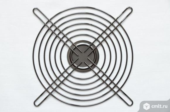 Решётка декоративная для вентилятора 120 мм. Фото 2.