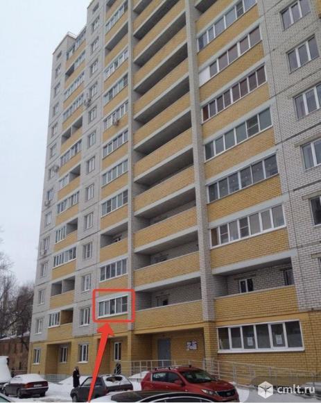 1-комнатная квартира 33,8 кв.м