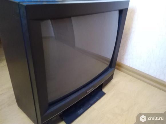 Телевизор кинескопный цв. Panasonic TC-2171EE