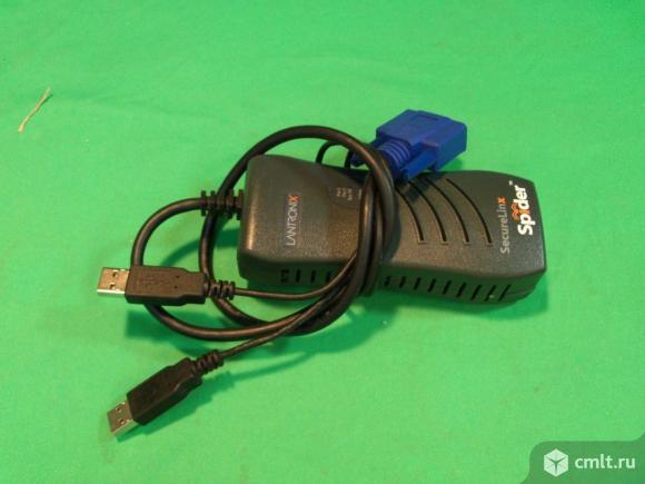Lantronix SecureLinx Spider SLS200 KVM USB