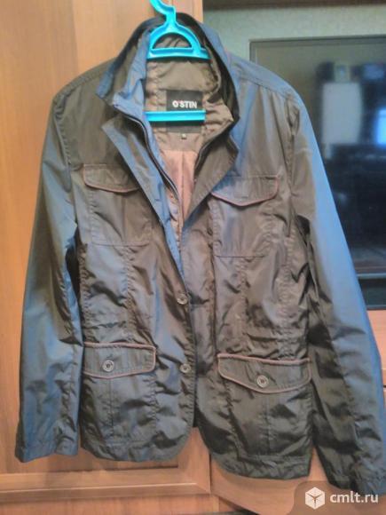 Куртка OSTIN весна-осень. Фото 1.