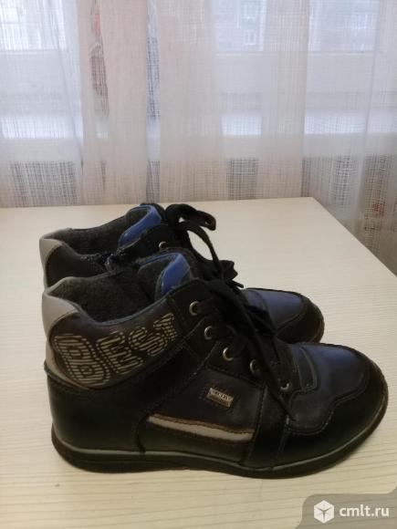 Ботинки детские. Фото 4.