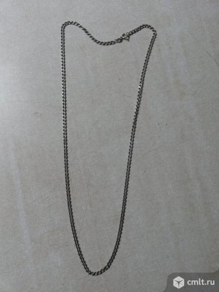 Цепочка серебряная. Фото 2.