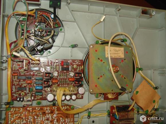 Проигрыватель Радиотехника. Фото 1.