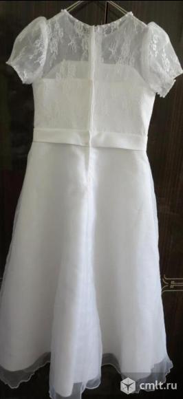 Платье нарядное. Фото 2.