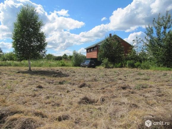 Рамонский район, Чертовицы. 8.3 сотки, ровный, свет. Фото 1.