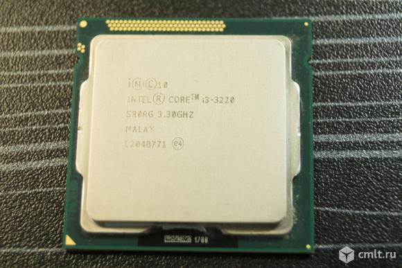 Процессоры 1155/1151 сокет. Фото 1.