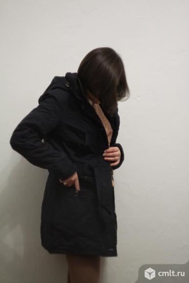 Куртка тёплая (парка)