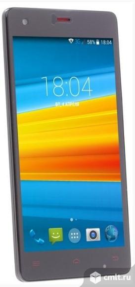 """Как новый 5"""" Смартфон DEXP Ixion ES250 Rage 8 ГБ 4G, LTE черный. Фото 1."""