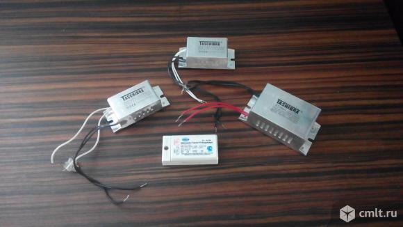 Блок питания, трансформатор 12в. Фото 1.