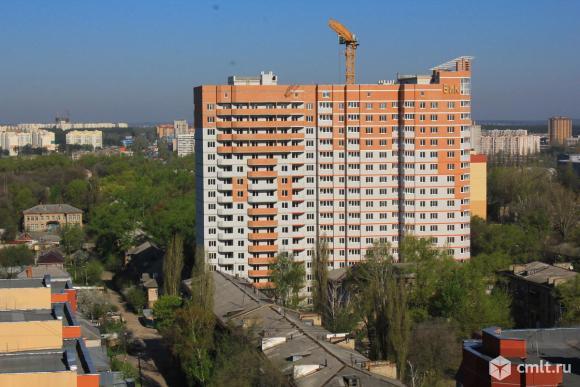 1-комнатная квартира 43,95 кв.м. Фото 1.