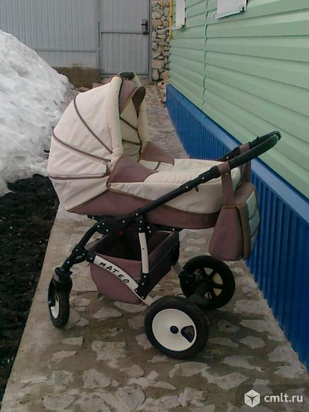 Детская коляска трансформер