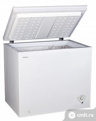 Новый морозильник-ларь avex 1CF-205(в упаковке). Фото 1.