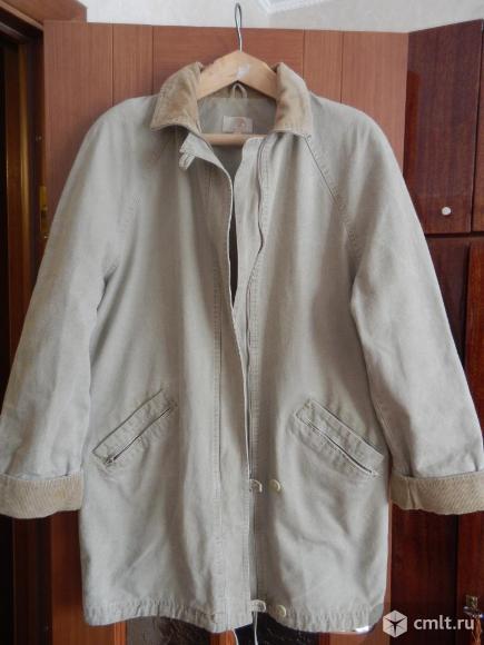 Куртка демисезонная Германия р.48. Фото 1.