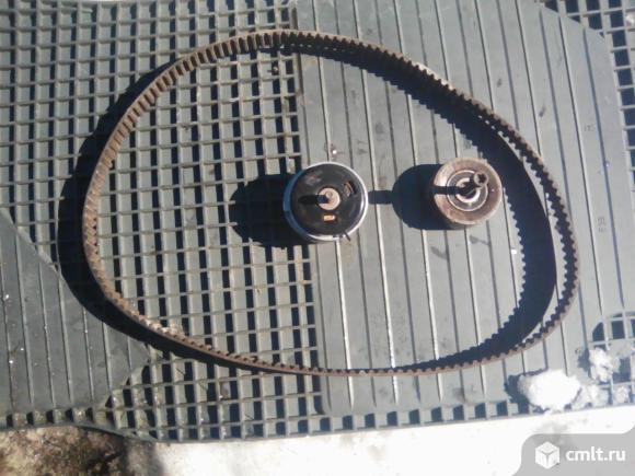 Ролики грм Шевроле Авео Т300. Фото 1.