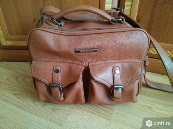 Женская сумка Redmond Деловая / Чемодан. Фото 1.