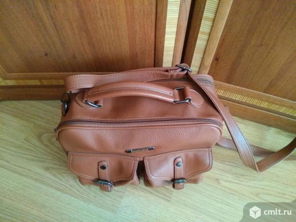 Женская сумка Redmond Деловая / Чемодан. Фото 3.