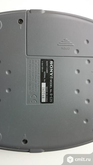 CD- плеер Sony. Walkman