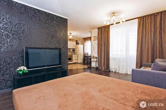 1-комнатная квартира 38 кв.м Цирк,20 летия октября,квартира с мебелью и техникой.ТЦ европа.Сдаю.. Фото 8.