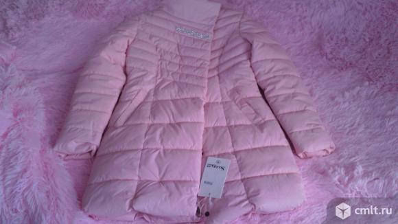 Розовое пальтоо