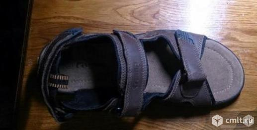 Продаю новые сандалии натур .кожа