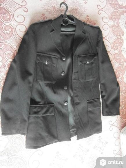 Пиджак китель мужской