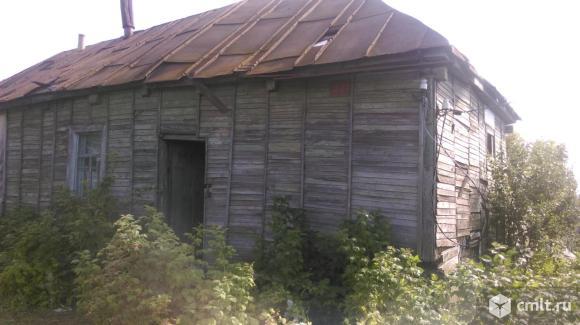 Ветхий дом с участком. Фото 3.