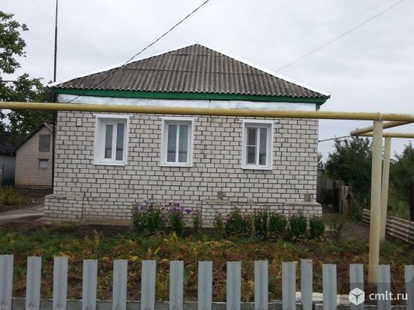 Дом 61 кв.м. Фото 1.