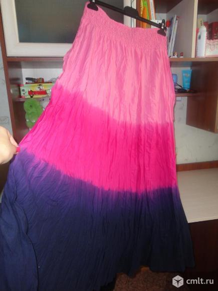 Новая юбка 100% хлопок. Фото 4.