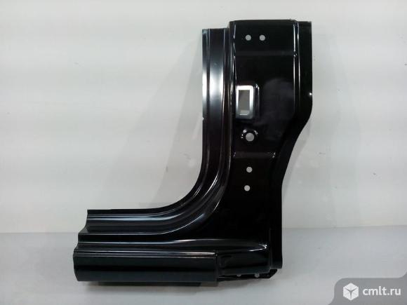 Стойка кузова передняя правая часть HYUNDAI SOLARIS 17- новая 71120H5A00 5*. Фото 1.