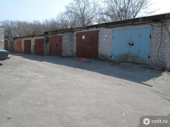 Капитальный гараж 42,7 кв. м Электрон. Фото 1.