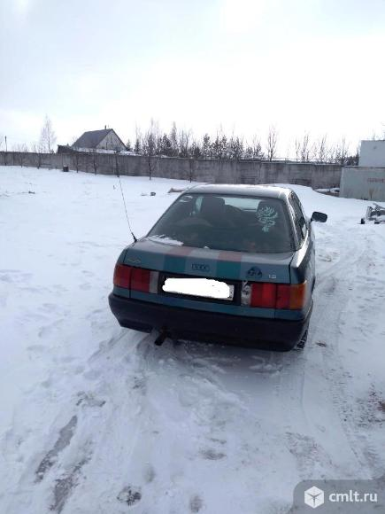 Audi 80 - 1989 г. в.. Фото 1.