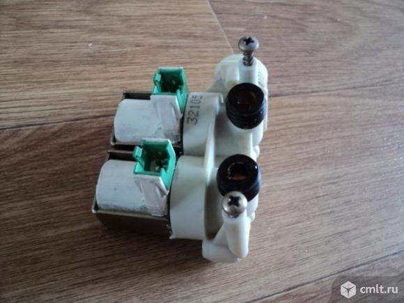 Клапан впускной для стиральной машинки