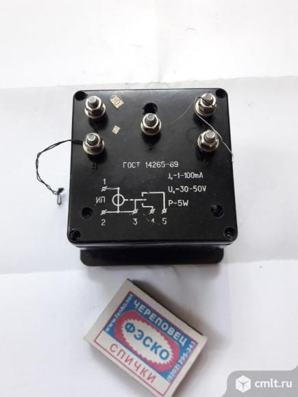 Микроамперметр. Фото 4.