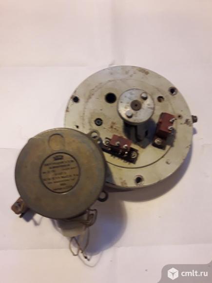 Электродвигатель. Фото 3.