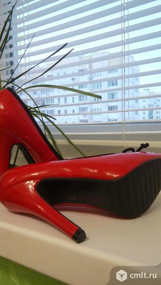 Новые туфли. Фото 4.