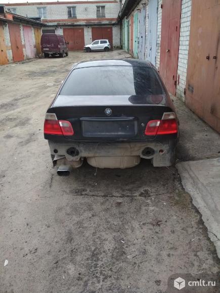 Разбираю BMW E 46. Фото 2.