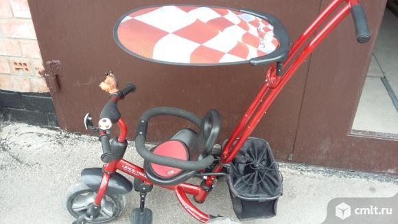 3х-колесный велосипед Rich Toys Original