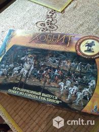 Настольная игра Хоббит Побег из города гоблинов. Фото 1.