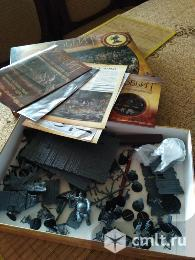Настольная игра Хоббит Побег из города гоблинов. Фото 5.