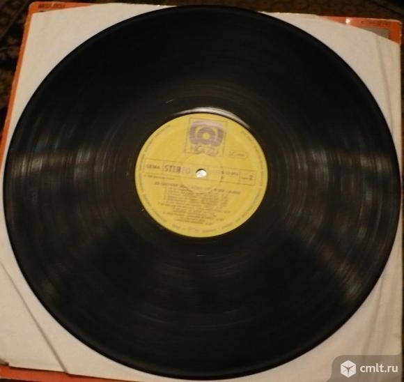 """Грампластинка (винил). Гигант [12"""" LP]. 20 grosse Schlager der 60er Jahre. EMI Electrola. Германия.. Фото 8."""