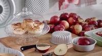 Тортница Сервировочная подставка станет настоящим украшением вашего стола. На ней можно подать пирожные, пирог или сыры.Можно мыть в посудомоечной
