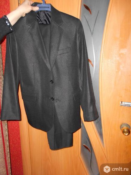Пиджак с брюками отличное состояние р 46-48. Фото 1.