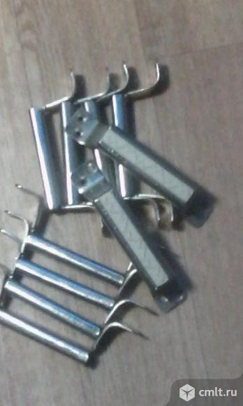 """Ручки накладные П-образные (""""скоба""""), нерж. сталь. Фото 5."""