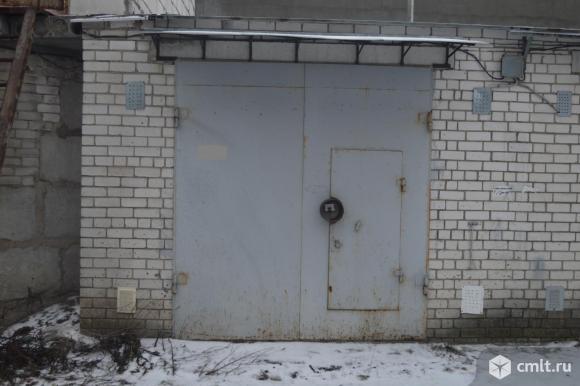 Капитальный гараж 47,4 кв. м Фаэтон. Фото 1.