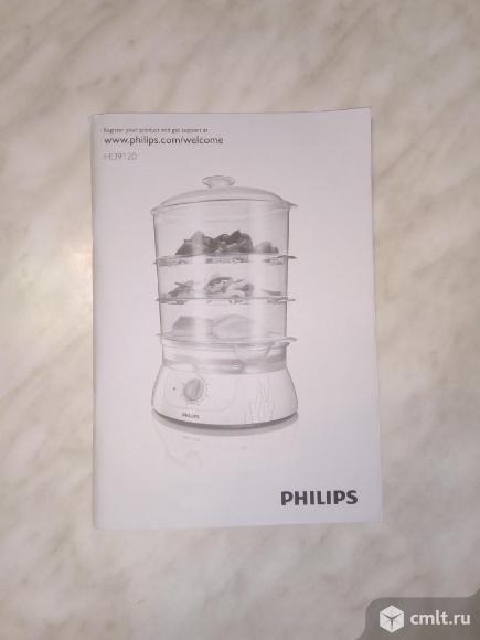 Пароварка Philips. Фото 4.