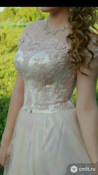 Платье для выпускного. Фото 1.