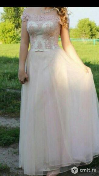 Платье для выпускного. Фото 5.