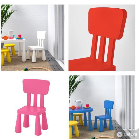 Удобная детская мебель: ребенок может рисовать, играть, делать поделки и даже устроить пикник в саду на свежем воздухе.