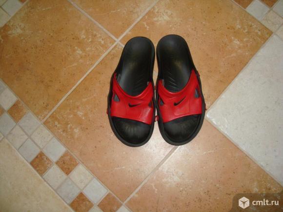 Продаю фирменные   сланцы  Nike. Фото 2.